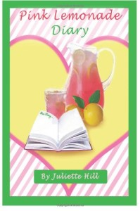 Pink Lemonade Diary cover